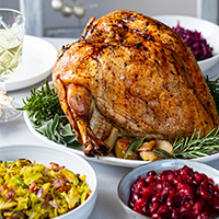 turkey breast joint bronze devon exeter